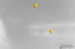 Ballonpärchen