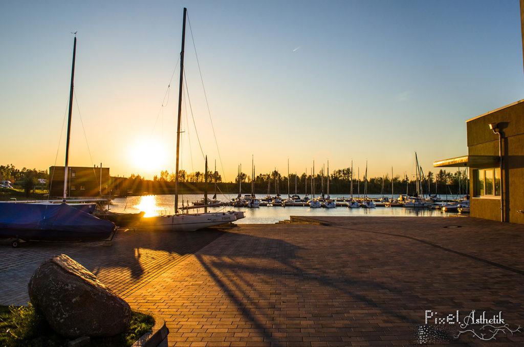 Mein Haus, mein Boot, mein Sonnenuntergang
