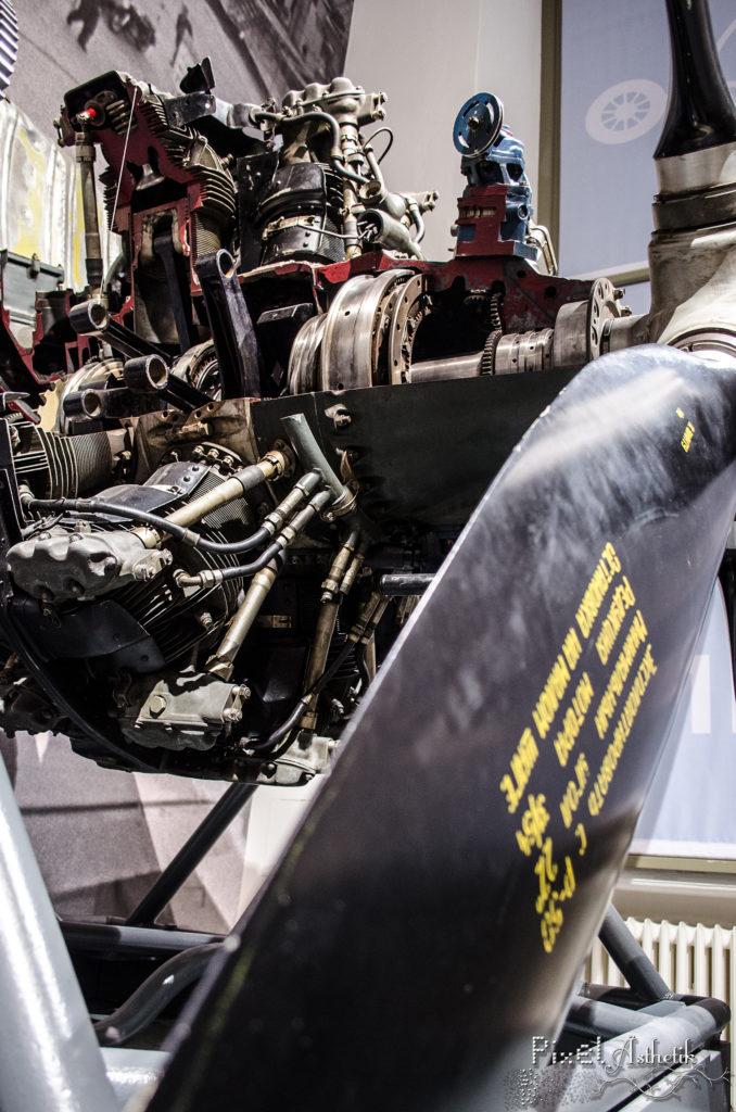 Propeller-Antrieb II